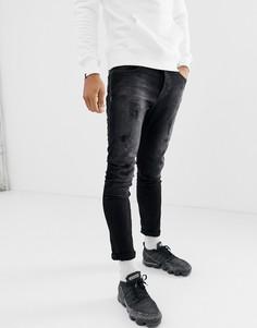 Черные джинсы скинни Chasin Iggy Holly - Черный Chasin