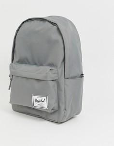Серый рюкзак объемом 30 литров Herschel Supply Co Classic XL - Серый