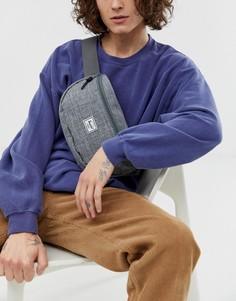 Сумка-кошелек на пояс объемом 5 литров Herschel Supply Co Sixteen - Серый