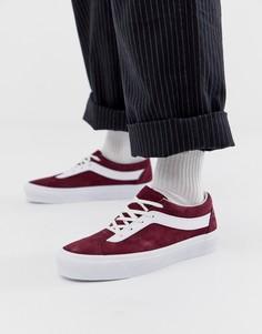 Красные кроссовки Vans Bold - Красный