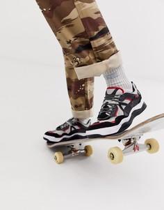 Черные кроссовки Vans Varix - Черный
