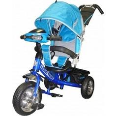 Трехколесный велосипед Jaguar Racer Trike (MS-0630) синий
