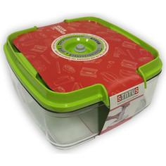Контейнер для вакуумного упаковщика STATUS VAC-SQ-20 Green