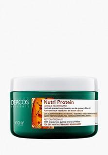 Маска для волос Vichy Восстанавливающая Dercos Nutrients Nutri Protein для секущихся и поврежденных, 250 мл
