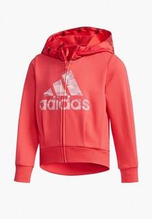 Толстовка adidas LG FT HOODY LG FT HOODY