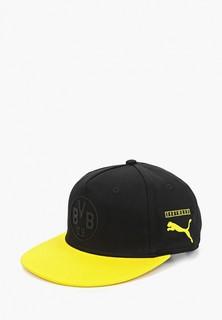 Бейсболка PUMA BVB flatbrim Fan Cap