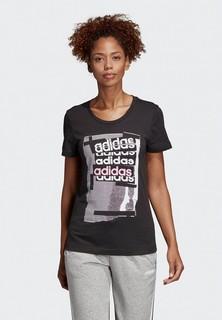 Футболка adidas Linear Tee I