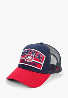 Бейсболка Atributika & Club™ NHL Montreal Canadiens NHL Montreal Canadiens