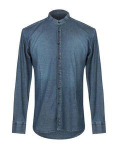 Джинсовая рубашка Eredi DEL Duca