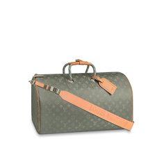 Сумка Keepall Bandouliere 50 Louis Vuitton