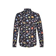 Рубашка классического силуэта Louis Vuitton