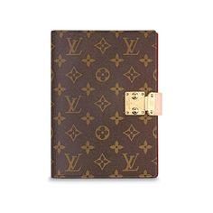 Обложка для блокнота Paul MM Louis Vuitton