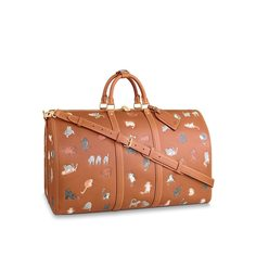 Сумка Keepall Louis Vuitton