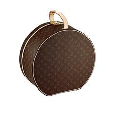 Шляпная коробка 40 Louis Vuitton