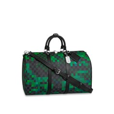 Сумка Keepall 50 Bandouliere Louis Vuitton