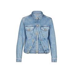 Джинсовая куртка Louis XIX Louis Vuitton