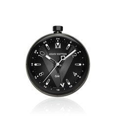 Настольные Часы Tambour All Black Gmt Louis Vuitton
