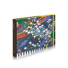 Книга путешествий (Travel Book) - Токио  Louis Vuitton