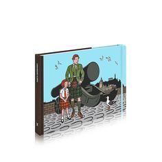 Книга о путешествиях Travel Book– Эдинбург– издание на английском языке Louis Vuitton