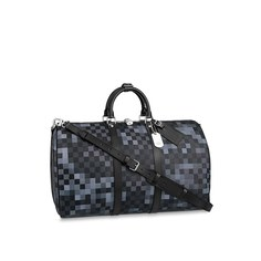 Сумка Keepall 50 Bandouliere Louis Vuitton