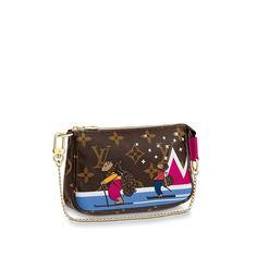 Сумка Mini Pochette Louis Vuitton