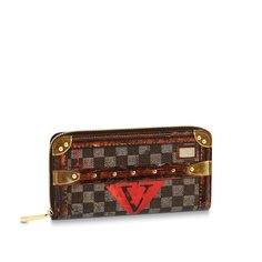 Бумажник Zippy  Louis Vuitton