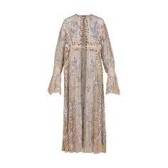 Вечернее платье с вышивкой Louis Vuitton