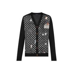 Купить кардиган Louis Vuitton (Луи Виттон) в Санкт-Петербурге в интернет-магазине   Snik.co