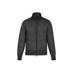 Комбинированная Куртка На Молнии С Деталями Из Нейлона Louis Vuitton