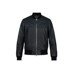 Кожаная Куртка-Бомбер Louis Vuitton