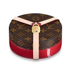 Шкатулка Lock Me GM Louis Vuitton