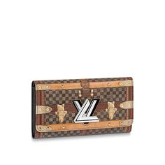 Бумажник Twist Louis Vuitton
