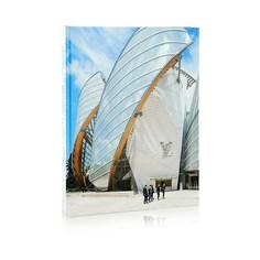 Альбом FLV HYX Gehry– издание на английском языке Louis Vuitton