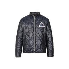 Стёганая куртка с капюшоном Louis Vuitton