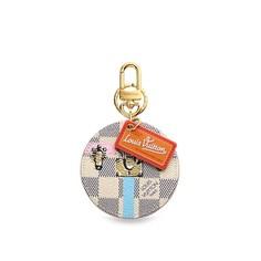 Брелок для сумки и ключей Trunk Louis Vuitton
