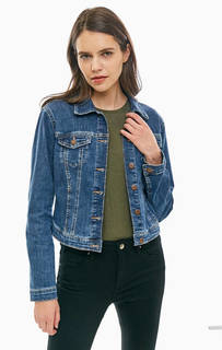Короткая куртка из денима Mavi