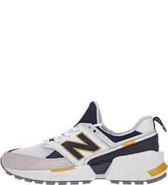 Кроссовки с длинным язычком 574 New Balance