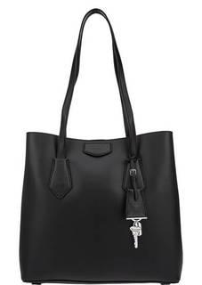 Кожаная сумка с двумя отделами Dkny