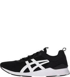 Текстильные черные кроссовки с принтом Gel-Lyte Runner Asics