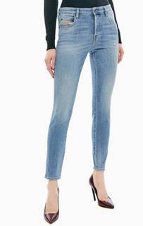 Укороченные джинсы скинни Babhila Diesel