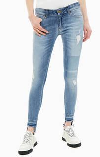 Рваные джинсы скинни Slandy-Low Diesel
