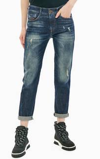 Рваные джинсы с низкой посадкой D-Rifty Diesel