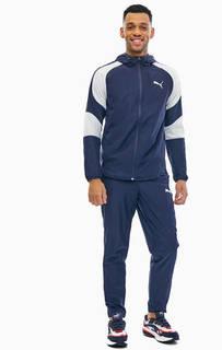 Спортивный костюм синего цвета Puma