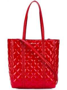 Balenciaga стеганая сумка-тоут Everyday S