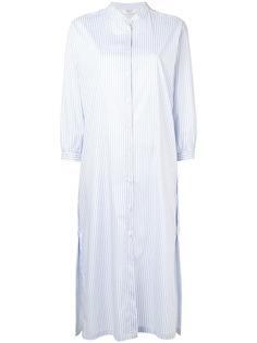 Blugirl платье-рубашка в полоску