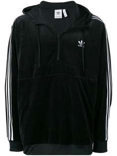 Adidas худи на молнии Cozy