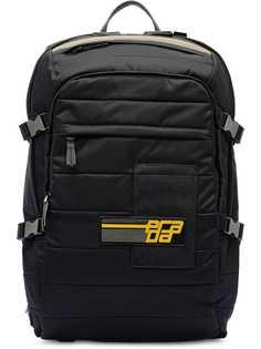 Prada рюкзак с нашивкой-логотипом