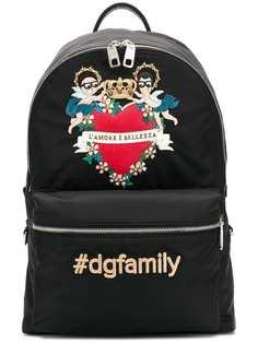 Dolce & Gabbana рюкзак dgfamily