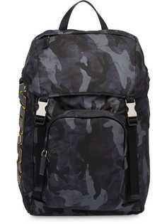 Prada рюкзак с принтом