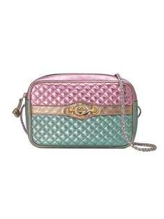 Gucci маленькая сумка на плечо Laminated